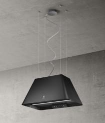Elica Ikona Light Wirehængt Emhætte - 610(795)m³/t - Sort - 60cm