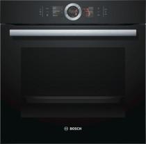 Bosch HBG676EB6 - Indbygningsovn - HomeConnect - Sort | 60 cm
