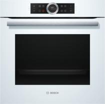 Bosch HBG675BW1 - Indbygningsovn - Pyrolyse - Hvid - 60 cm
