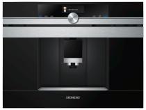 Siemens CT636LES6 Indbygningskaffemaskine - HomeConnect - 45 cm
