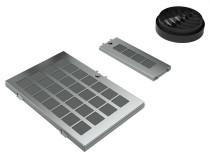 Siemens LZ10AKR00 Starter-sæt til recirkulationsdrift med regenererbart filter (uden skorsten)