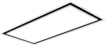 Elica Skydome Loftsemhætte - Udsugning - Hvid - 100 cm - Uden Motor