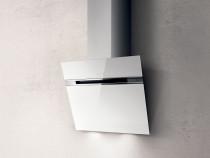 Elica Stripe hvid glas vægemhætte 757 (985) m³/t  - 60 CM