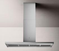 Elica Thin ø-emhætte - rustfrit stål - 710 (920) m³/t - 120 cm