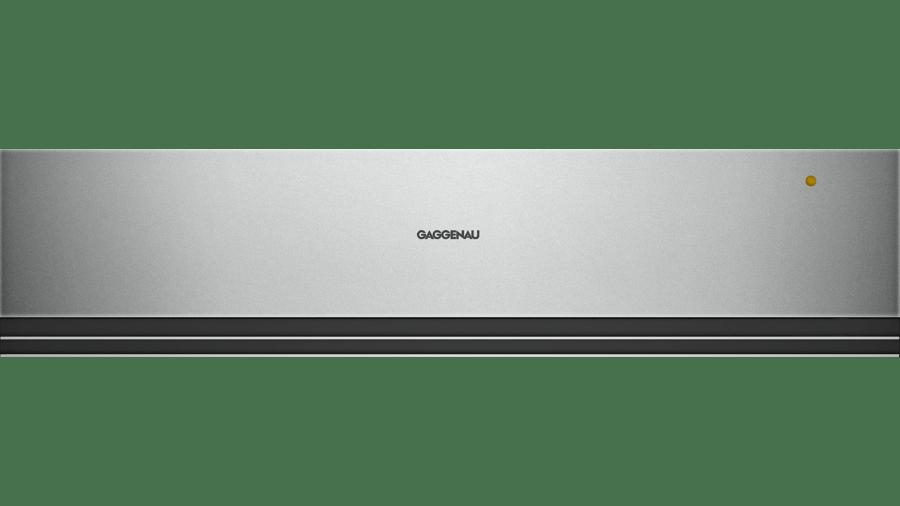 Gaggenau serie 200 vakuumskuffe til indbygning - Metallisk - 14 cm